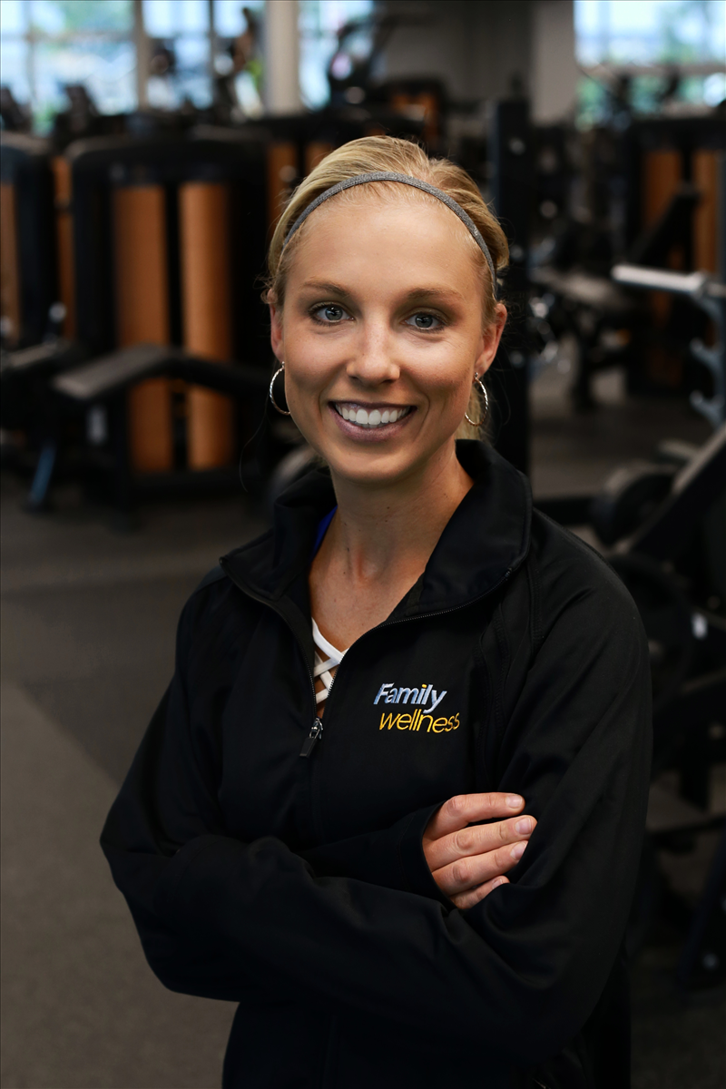 Meet The Personal Trainers